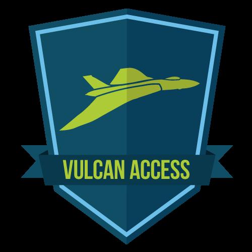 Vulcan Access logo